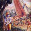 Krishna Kills the Great Python Aghasura