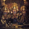 Sita-Rama Installed Near London