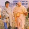 George Harrison Visits Mayapur