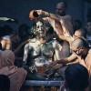 Opening of Srila Prabhupada's Samadhi in Vrindavan