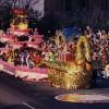 Lotus-Flower Float Dazzles Cotton Bowl Crowd