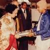 Indira Gandhi Accepts Bhagavatam