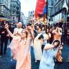 Holy Rathayatra Festival in London