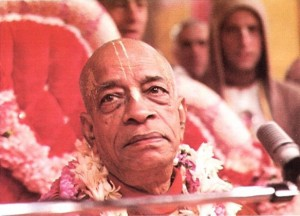 Srila Prabhupada at ISKCON New Dvarka (Los Angeles)