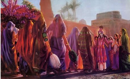 Krishna's Sixteen Thousand Wives