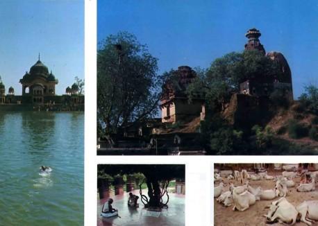 Vrindavan, India, 1974.
