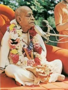 His Divine Grace A.C. Bhaktivedanta Swami Prabhupada. Founder-Acharya of ISKCON