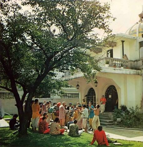 Mexico City Hare Krishna Temple - 1974