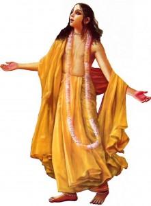 Lord Sri Krishna Caitanya Mahaprabhu