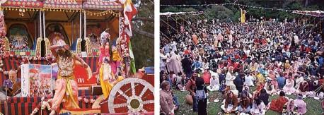 Jagannatha Ratha Yatra Festival San Francisco 1974.