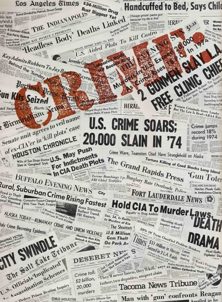 Crime -- Why and What to Do?