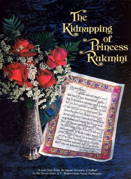 The Kidnapping of Princess Rukmini