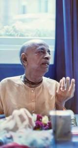 Srila Prabhupada preaching on having the Eyes to See God.