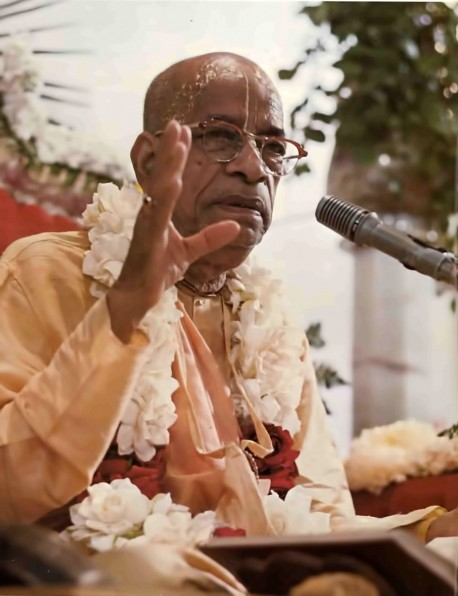 Srila Prabhupada preaching on Plato's Philosophy
