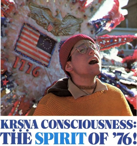 Krishna Consciousness -- The Spirit of 1976