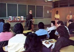 Hare Krishna College Preaching Program 1976