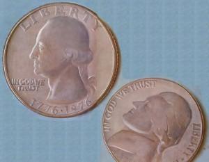 1976 USA Liberty Silver Coins