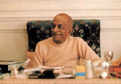 Srila Prabhupada preaching on society going to the dogs.