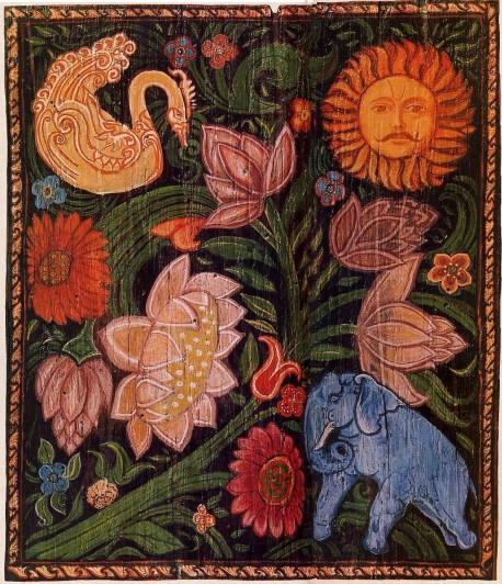 Traditional Indian Tapestry