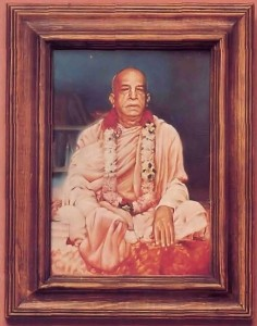 """If one becomes a devout servant of God,he becomes the superman automatically."" -Srila Prabhupada"