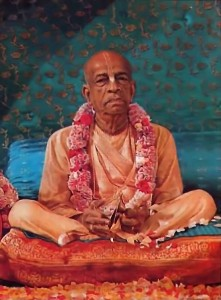 Painting of Srila Prabhupada
