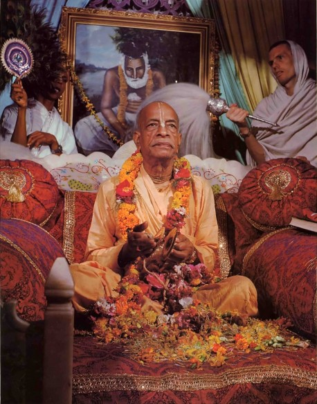 His Divine Grace A.C. Bhaktivedanta Swami