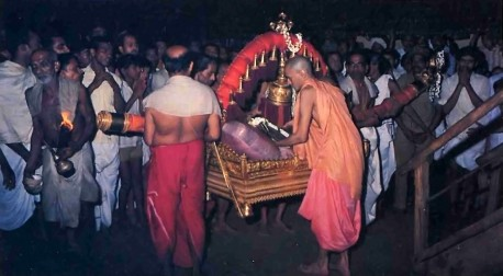 Cart Festival at Udupi, Madhvacharya's birth-place