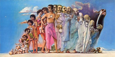 Reincarnation Illustrated