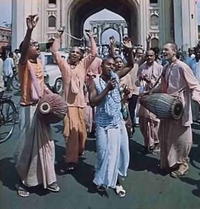 ISKCON Indian Sankirtan - 1977