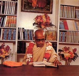 His Divine Grace A. C. Bbaktivedanta Swami Prabbupada