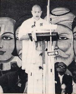 His Divine Grace Jayapataka Swami