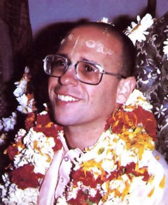 Teaching new disciples the art of dedicating their lives to Radha and Krsna: His Divine Grace Hrdayananda dasa Goswami: one of Srila Prabhupada's authorized successors