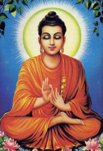 The Buddha - stopped animal slaughter by denying the Vedas: (c. 500 B .C.).