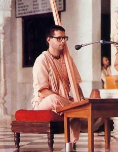 Giriraja Swami, president of Hare Krsna Land.