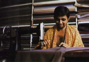 sewing in Fiji