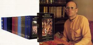 First new volume joins the set. Srila Hridayananda dasa Goswami is completing Srila Prabhupada's spiritual masterpiece