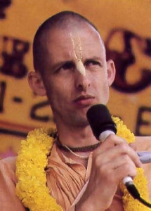 Srila Satsvarupa dasa Goswami, chief coordinator of the event, explains its meaning.
