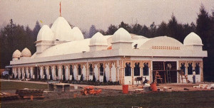 ISKCON Vancouver's new temple will be the heart of a spiritual and cultural oasis in British Columbia.