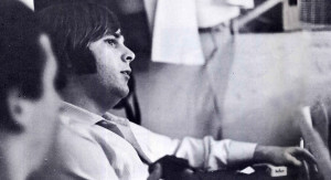 Carl Wilson discusses his first encounter with transcendental meditation.
