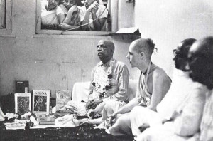 Srila Prabhupada replied, 'I am showing that Krsna is for everyone'