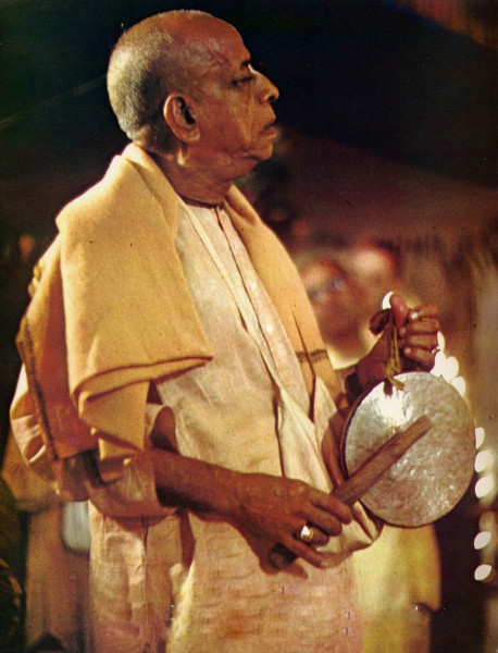 His Divince Grace A.C. Bhaktivedanta Swami PrabhupadaFounder-Acarya of the International Society for Krishna Consciousness