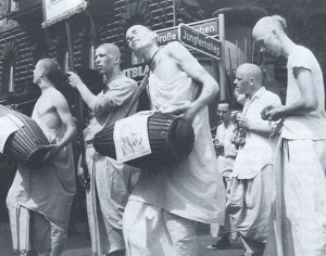 Gaining momentum, the Krsna consciousness movement spreads in Hamburg (1973)