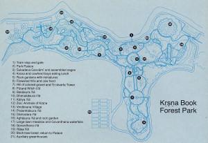 Krsna Book Forest Park