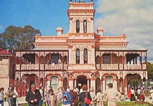 Adelaide, Australia-Eynesbury House, one of this city's most historic and prestigious properties, was recently opened as a temple for the Hare Krsna movement.