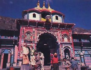 a Visnu temple