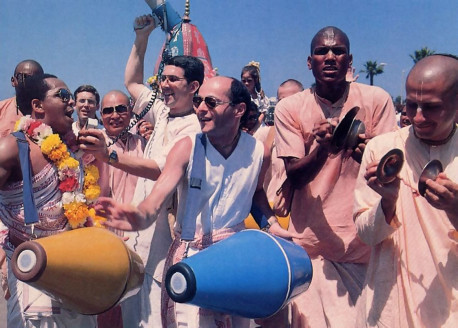 1984 Festival of the Chariots, Los Angeles