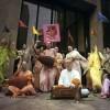 Devotees Chanting Hare Krishna — Kirtan Sitting Down