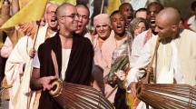 Chanting Hare Krsna—Only in Georgetown?