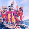 The Advent, Exile, and Triumph of Lord Ramacandra