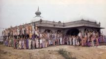"""Krishna Temple Is Labor of Love"""